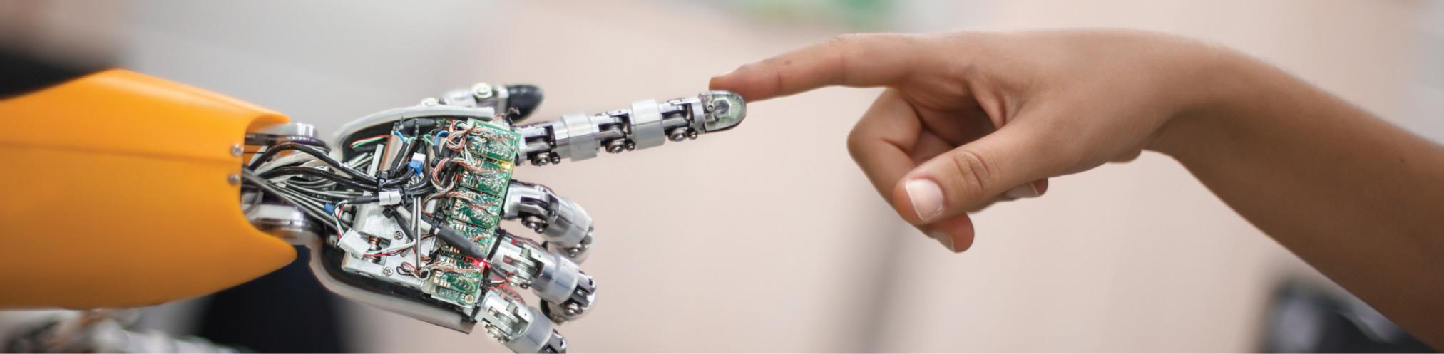 Robótica e Sensores